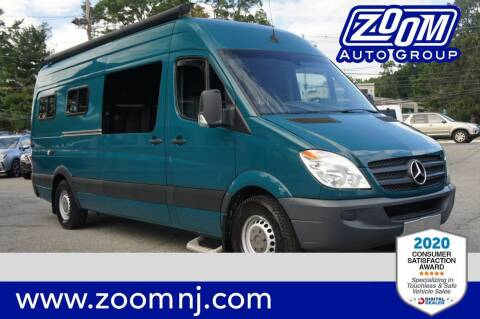 2012 Mercedes-Benz Sprinter Cargo for sale at Zoom Auto Group in Parsippany NJ