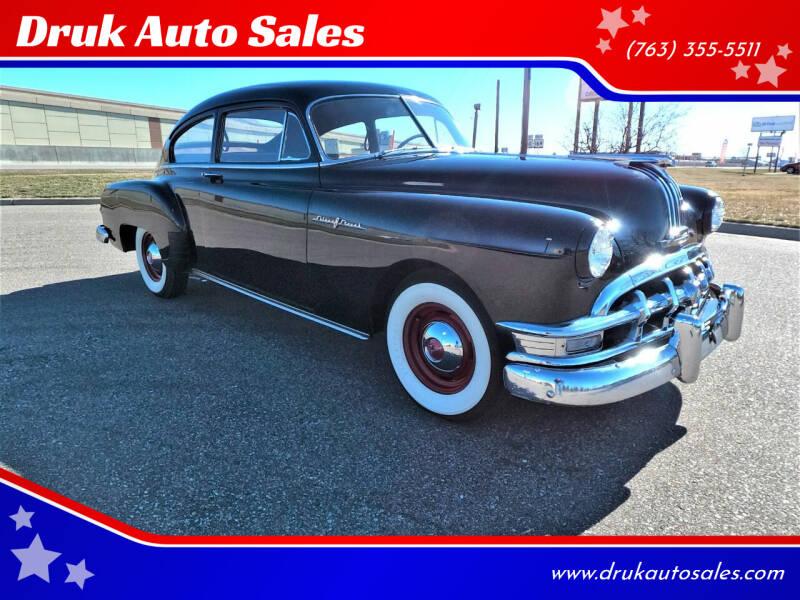 1950 Pontiac Streamliner for sale at Druk Auto Sales in Ramsey MN