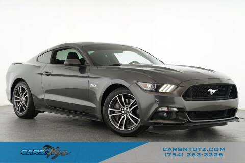 2017 Ford Mustang for sale at JumboAutoGroup.com - Carsntoyz.com in Hollywood FL