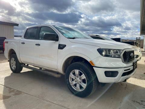 2019 Ford Ranger for sale at FAST LANE AUTOS in Spearfish SD
