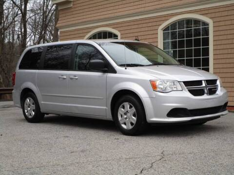 2012 Dodge Grand Caravan for sale at Car and Truck Exchange, Inc. in Rowley MA