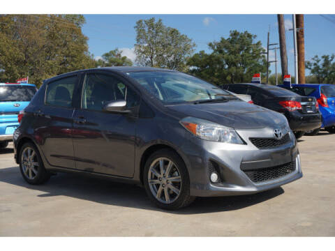 2014 Toyota Yaris for sale at Sand Springs Auto Source in Sand Springs OK