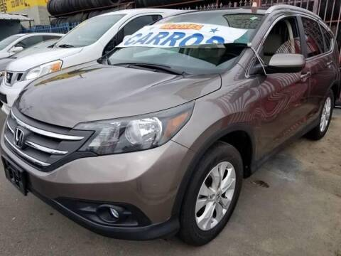 2012 Honda CR-V for sale at Ournextcar/Ramirez Auto Sales in Downey CA