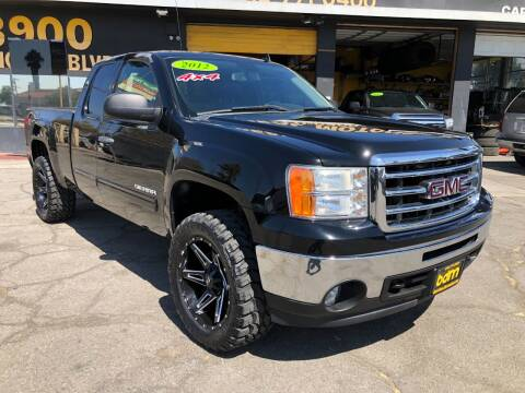 2012 GMC Sierra 1500 for sale at BEST DEAL MOTORS  INC. CARS AND TRUCKS FOR SALE in Sun Valley CA