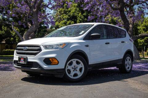 2017 Ford Escape for sale at 605 Auto  Inc. in Bellflower CA