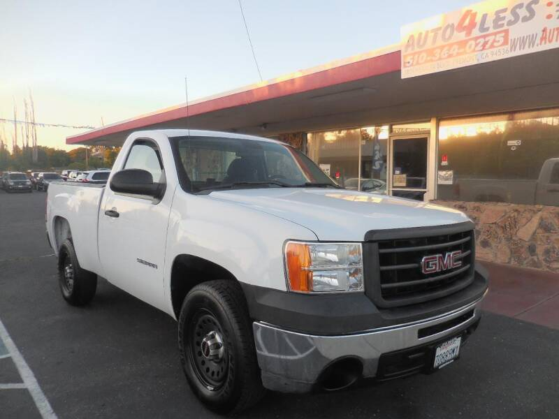 2013 GMC Sierra 1500 for sale at Auto 4 Less in Fremont CA