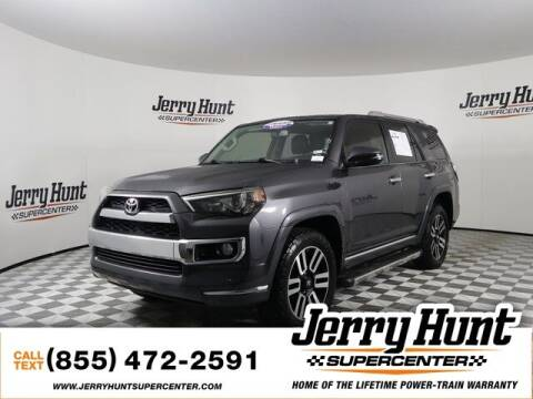 2014 Toyota 4Runner for sale at Jerry Hunt Supercenter in Lexington NC