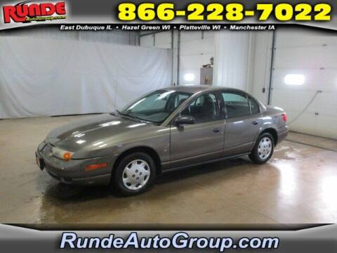 2000 Saturn S-Series for sale at Runde Chevrolet in East Dubuque IL