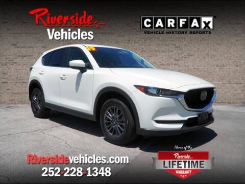 2019 Mazda CX-5 for sale at Riverside Mitsubishi(New Bern Auto Mart) in New Bern NC