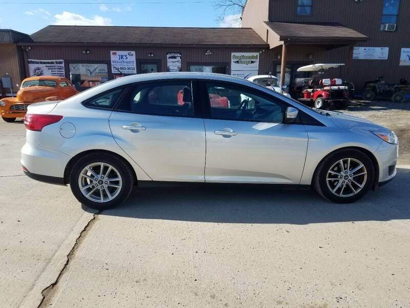 2016 Ford Focus for sale at J.R.'s Truck & Auto Sales, Inc. in Butler PA