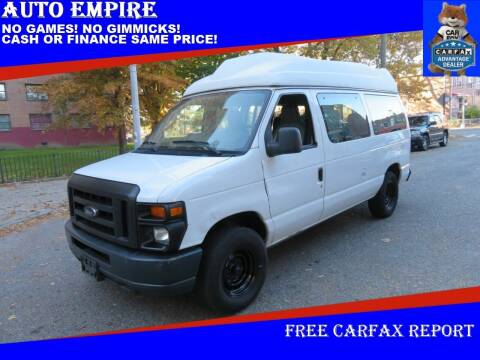 2013 Ford E-Series Cargo for sale at Auto Empire in Brooklyn NY
