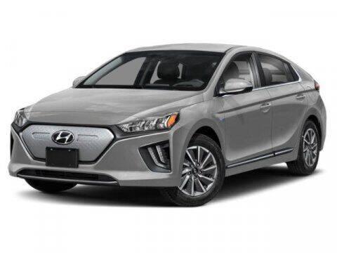 2021 Hyundai Ioniq Electric for sale at Wayne Hyundai in Wayne NJ