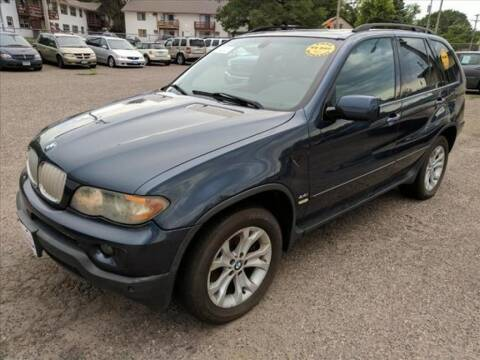 2006 BMW X5 for sale at CHRISTIAN AUTO SALES in Anoka MN