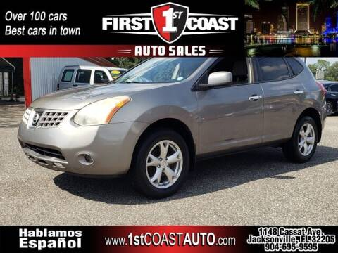 2010 Nissan Rogue for sale at 1st Coast Auto -Cassat Avenue in Jacksonville FL