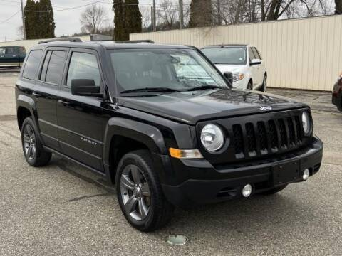 2015 Jeep Patriot for sale at Miller Auto Sales in Saint Louis MI