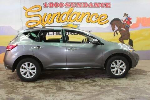 2013 Nissan Murano for sale at Sundance Chevrolet in Grand Ledge MI