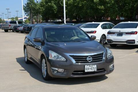 2013 Nissan Altima for sale at Silver Star Motorcars in Dallas TX