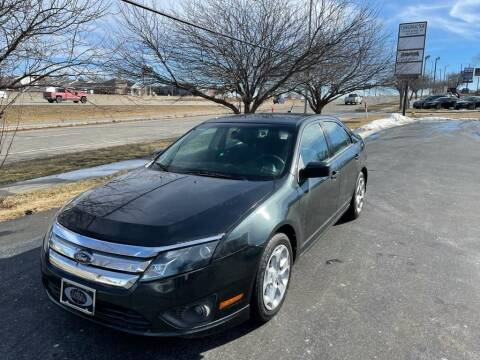 2010 Ford Fusion for sale at Auto Hub in Grandview MO