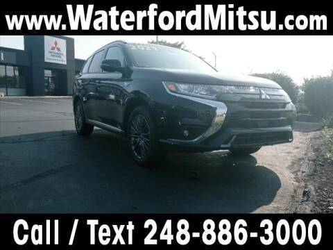 2021 Mitsubishi Outlander PHEV for sale at Lasco of Waterford in Waterford MI