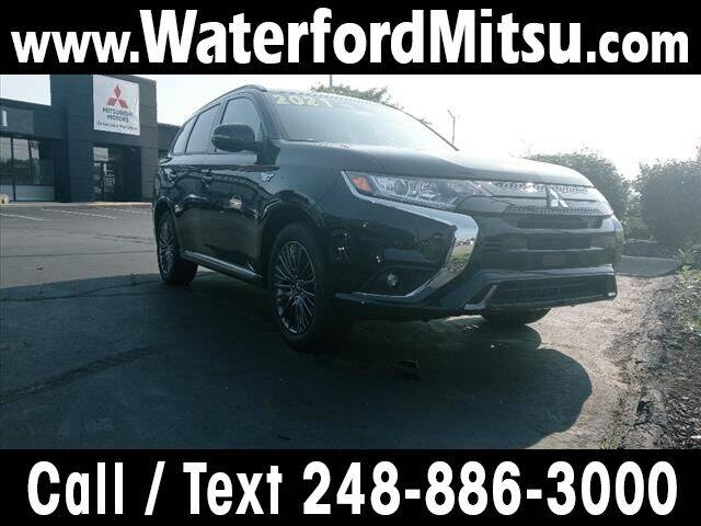 2021 Mitsubishi Outlander PHEV for sale in Waterford, MI