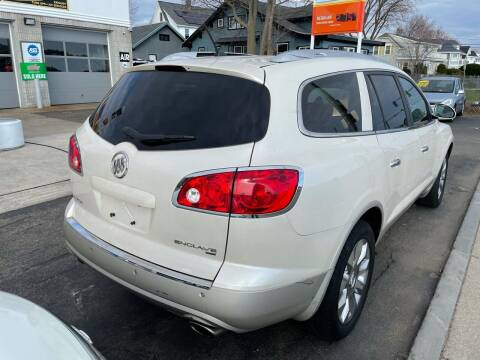2012 Buick Enclave for sale at Quincy Shore Automotive in Quincy MA