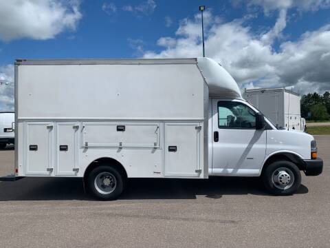 2019 Chevrolet Express Cutaway for sale at TJ's Auto in Wisconsin Rapids WI