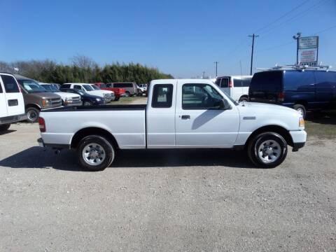 2009 Ford Ranger for sale at AUTO FLEET REMARKETING, INC. in Van Alstyne TX