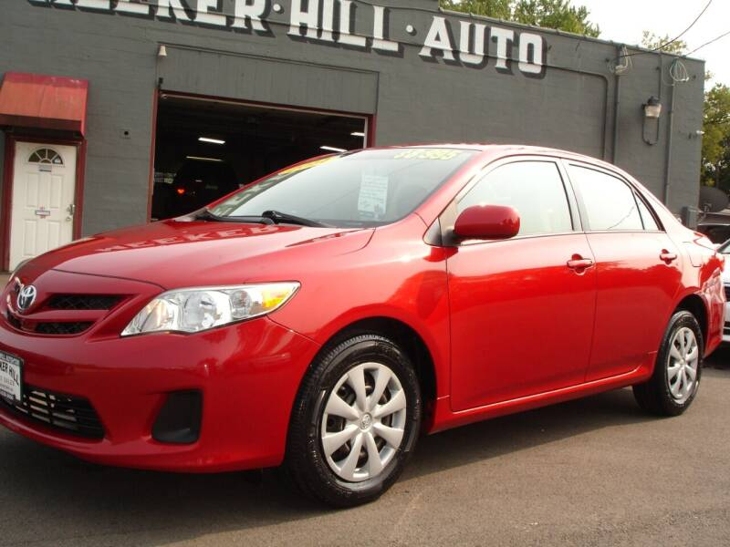 2011 Toyota Corolla for sale at Meeker Hill Auto Sales in Germantown WI