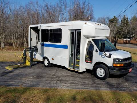 2010 Chevrolet Express Cutaway for sale at Bethel Auto Sales in Bethel ME