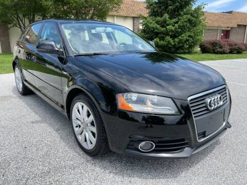 2010 Audi A3 for sale at CROSSROADS AUTO SALES in West Chester PA