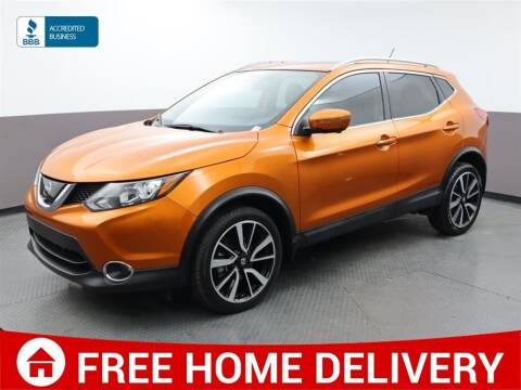 2017 Nissan Rogue Sport for sale at Florida Fine Cars - West Palm Beach in West Palm Beach FL