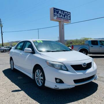 2009 Toyota Corolla for sale at Capital Auto Sales in Carson City NV