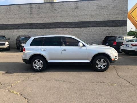 2004 Volkswagen Touareg for sale at Orem Auto Outlet in Orem UT