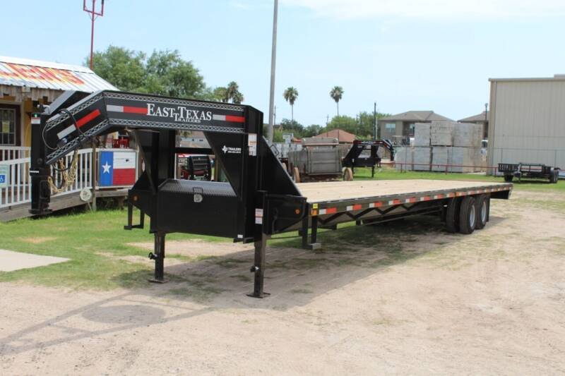 East Texas  Hot Shot Trailer for sale at J IV Trailers in Donna TX