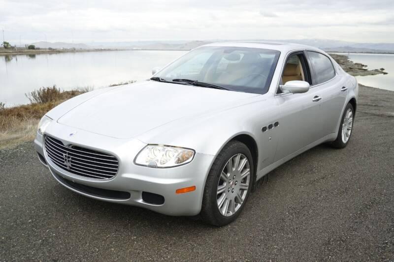 2006 Maserati Quattroporte for sale at Sports Plus Motor Group LLC in Sunnyvale CA