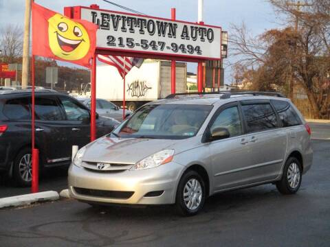 2007 Toyota Sienna for sale at Levittown Auto in Levittown PA