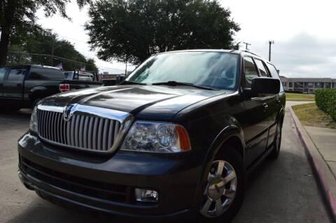 2006 Lincoln Navigator for sale at E-Auto Groups in Dallas TX