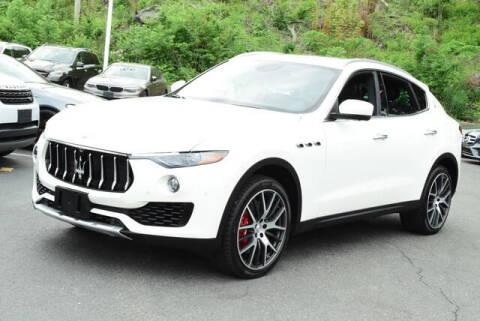 2017 Maserati Levante for sale at Automall Collection in Peabody MA