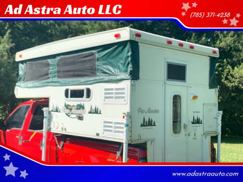 2004 Starcraft Pine Mountain Starblazer for sale at Ad Astra Auto LLC in Lawrence KS