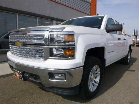 2014 Chevrolet Silverado 1500 for sale at Torgerson Auto Center in Bismarck ND