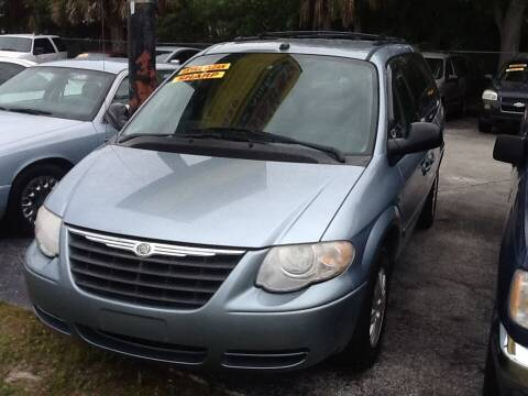 2005 Chrysler Town and Country for sale at Easy Credit Auto Sales in Cocoa FL