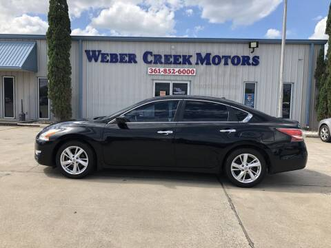2015 Nissan Altima for sale at Weber Creek Motors in Corpus Christi TX