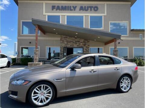 2017 Jaguar XF for sale at Moses Lake Family Auto Center in Moses Lake WA