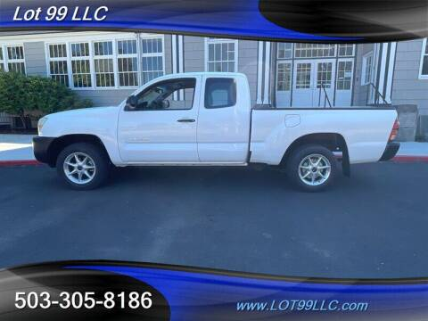 2006 Toyota Tacoma for sale at LOT 99 LLC in Milwaukie OR