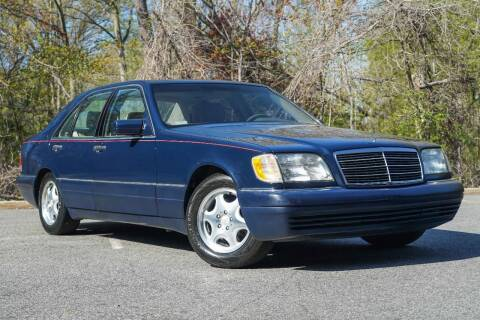 1997 Mercedes-Benz S-Class for sale at Vantage Auto Group - Vantage Auto Wholesale in Moonachie NJ