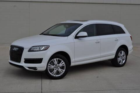 2011 Audi Q7 for sale at Select Motor Group in Macomb Township MI
