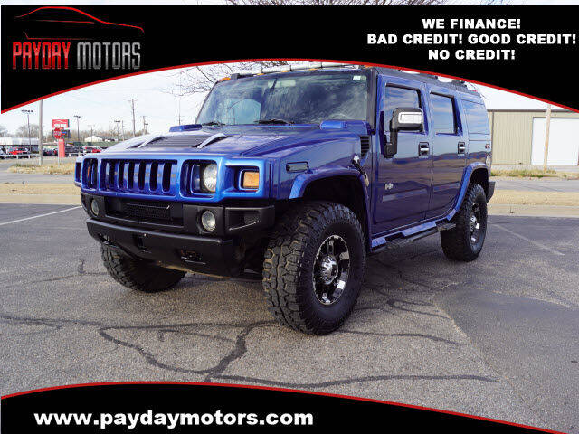 2006 HUMMER H2 for sale in Wichita And Topeka, KS