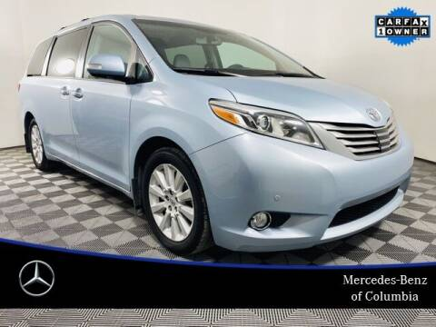2016 Toyota Sienna for sale at Preowned of Columbia in Columbia MO