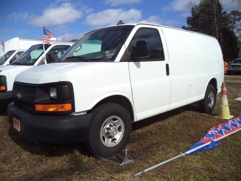 2016 Chevrolet Express Cargo for sale at H and H Truck Center in Newport News VA