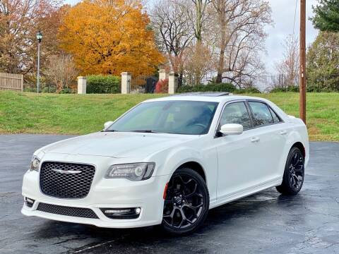 2020 Chrysler 300 for sale at Sebar Inc. in Greensboro NC